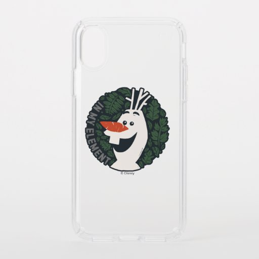 Frozen 2: Olaf | In My Element Speck iPhone XS Case