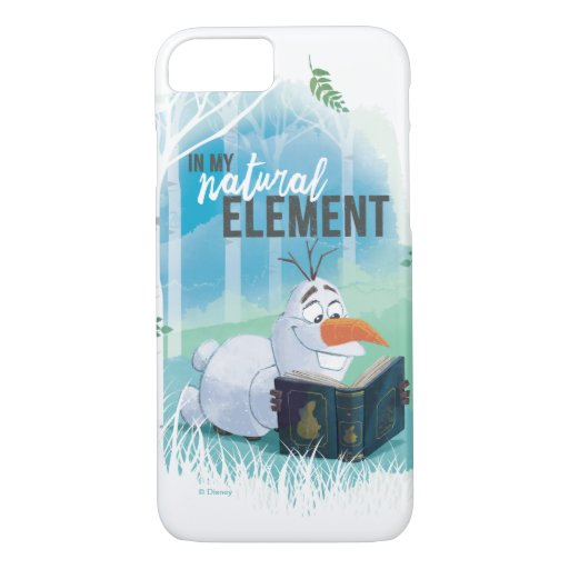 Frozen 2: Olaf | In My Natural Element iPhone 8/7 Case