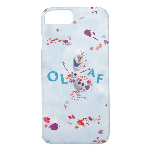 Frozen 2: Olaf In The Breeze iPhone 8/7 Case