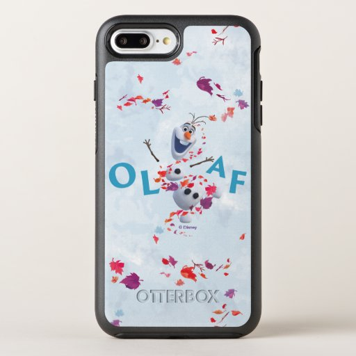 Frozen 2: Olaf In The Breeze OtterBox Symmetry iPhone 8 Plus/7 Plus Case
