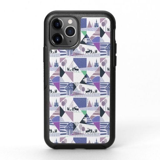 Frozen 2 | Seek the Truth Character Pattern OtterBox Symmetry iPhone 11 Pro Case