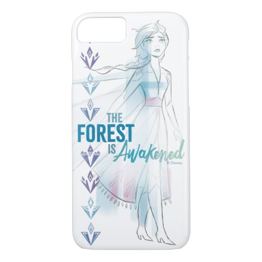 Frozen 2: The Forest Is Awakened iPhone 8/7 Case