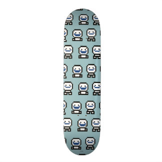 Frozen | 8-Bit Snowgies Skateboard Deck