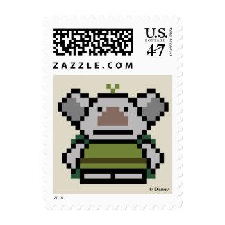 Frozen | 8-Bit Troll Postage