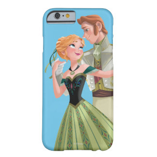 Frozen | Anna and Hans Barely There iPhone 6 Case