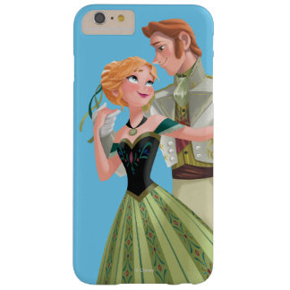 Frozen | Anna and Hans Barely There iPhone 6 Plus Case