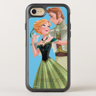 Frozen | Anna and Hans OtterBox Symmetry iPhone 8/7 Case