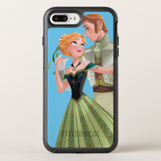 Frozen | Anna and Hans OtterBox Symmetry iPhone 8 Plus/7 Plus Case