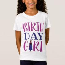 Frozen Anna | Birthday Girl T-Shirt
