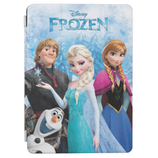 Frozen | Anna, Elsa, Kristoff and Olaf iPad Air Cover