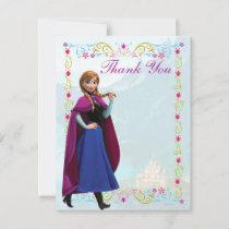 Frozen Anna Thank You