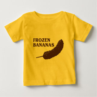 Frozen Bananas Baby T-Shirt