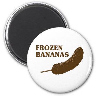 Frozen Bananas Magnet
