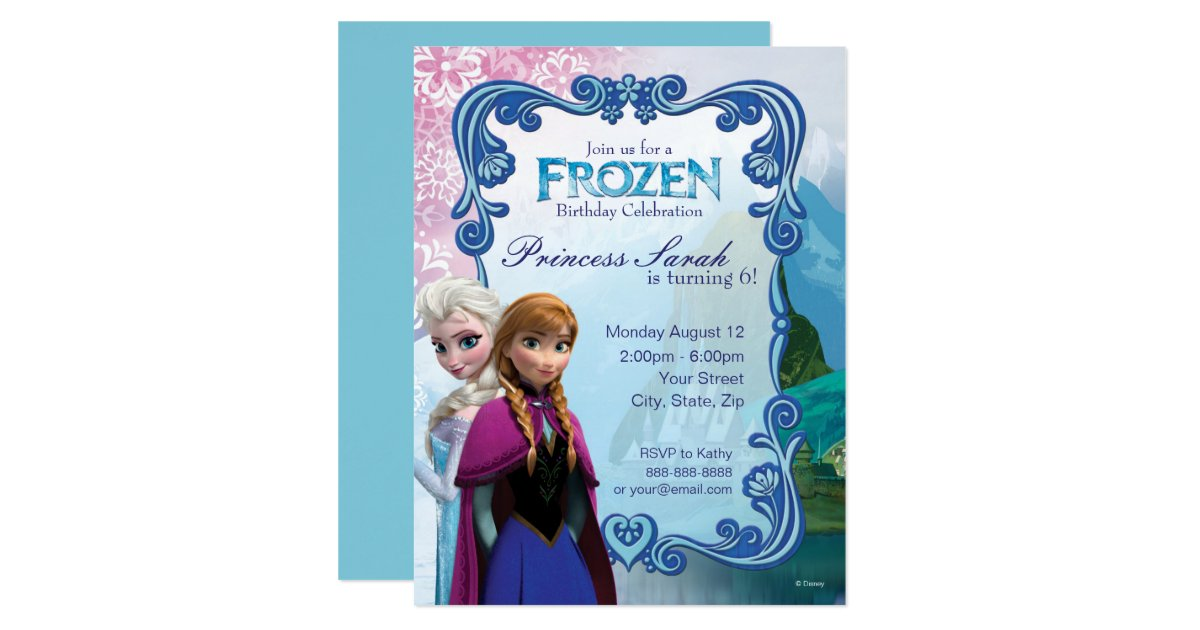 Birthday Party Invitations Announcements – Photo Party Invitations