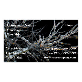Frozen branches business cards