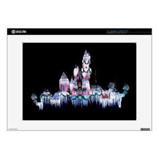 Frozen Castle Laptop Skin