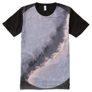 Frozen chasm All-Over print t-shirt