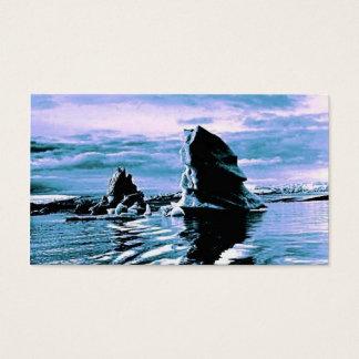 Frozen Coast Business Card