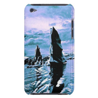 Frozen Coast iPod Case-Mate Case