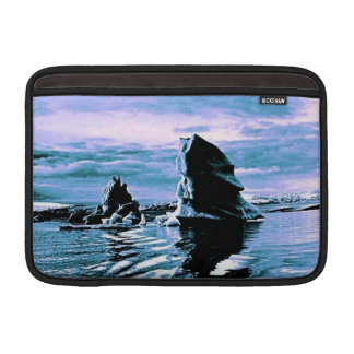 Frozen Coast MacBook Air Sleeve