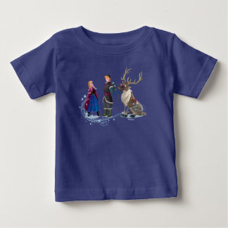 Frozen | Cold Hands, Warm Heart Baby T-Shirt