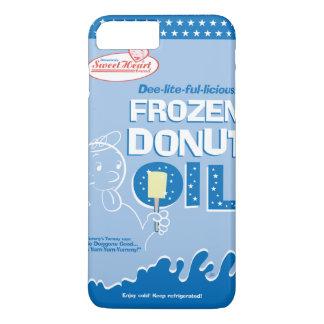 Frozen Donut Oil iPhone 8 Plus/7 Plus Case