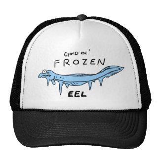 frozen eel trucker hat