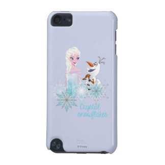 Frozen | Elsa and Olaf iPod Touch (5th Generation) Case