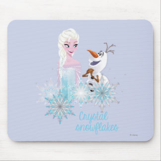 Frozen | Elsa and Olaf Mouse Pad