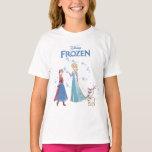 Frozen | Elsa, Anna & Olaf T-Shirt