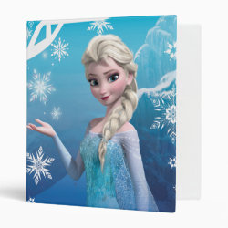 Frozen's Princess Elsa of Arendelle Avery Signature 1