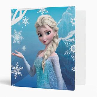 Frozen | Elsa Over the Shoulder Smirk 3 Ring Binder