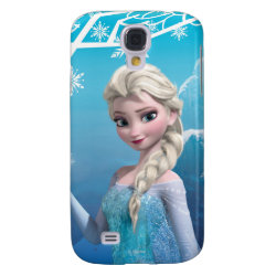 Case-Mate Barely There Samsung Galaxy S4 Case with Frozen's Princess Elsa of Arendelle design
