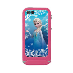 Frozen's Princess Elsa of Arendelle Incipio Feather Shine iPhone 5/5s Case