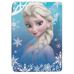 iPad Air Cover with Frozen's Princess Elsa of Arendelle design