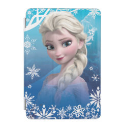 Frozen's Princess Elsa of Arendelle iPad mini Cover