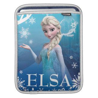 Frozen | Elsa Over the Shoulder Smirk iPad Sleeve
