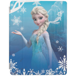 Frozen's Princess Elsa of Arendelle iPad 2/3/4 Cover