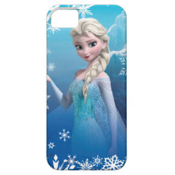 Case-Mate Vibe iPhone 5 Case with Frozen's Princess Elsa of Arendelle design