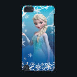 "Frozen | Elsa Over the Shoulder Smirk iPod Touch (5th Generation) Cover<br><div class=""desc"">Frozen - Elsa</div>"