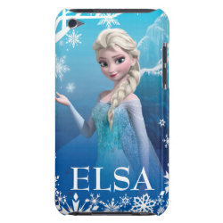 Case-Mate iPod Touch Barely There Case with Frozen's Princess Elsa of Arendelle design