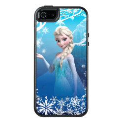 OtterBox Symmetry iPhone SE/5/5s Case with Frozen's Princess Elsa of Arendelle design