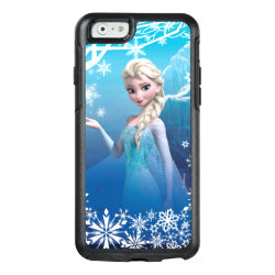 OtterBox Symmetry iPhone 6/6s Case with Frozen's Princess Elsa of Arendelle design