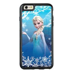 OtterBox Symmetry iPhone 6/6s Plus Case with Frozen's Princess Elsa of Arendelle design