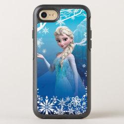 OtterBox Apple iPhone 7 Symmetry Case with Frozen's Princess Elsa of Arendelle design
