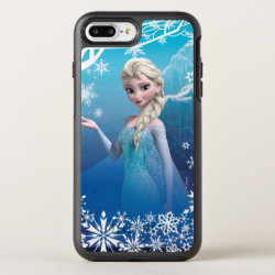OtterBox Apple iPhone 7 Plus Symmetry Case with Frozen's Princess Elsa of Arendelle design