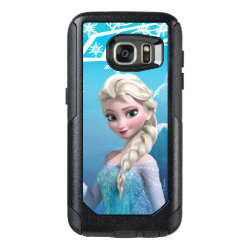 OtterBox Commuter Samsung Galaxy S7 Case with Frozen's Princess Elsa of Arendelle design