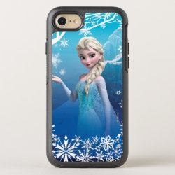 OtterBox Apple iPhone 7 Symmetry Case with Frozen's Princess Elsa of Arendelle design