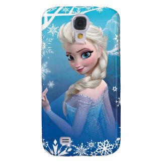 Frozen | Elsa Over the Shoulder Smirk Samsung Galaxy S4 Case