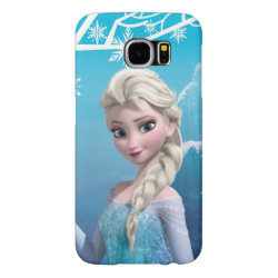 Case-Mate Barely There Samsung Galaxy S6 Case with Frozen's Princess Elsa of Arendelle design